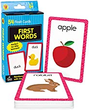 First Words Flash Cards by Brighter Child - Other Format