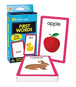 First Words Flash Cards (Brighter