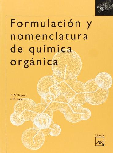 Formulación y nomenclatura de química orgánica