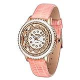 Time100 W50297L.01A W500 - Orologio da polso da donna, cinturino in ceramica colore bianco