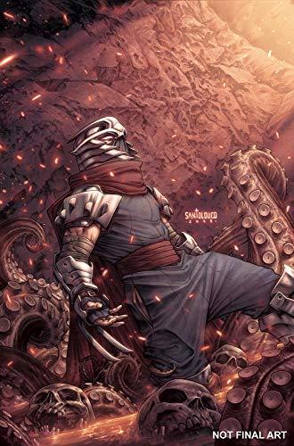 Teenage Mutant Ninja Turtles: Shredder in Hell (English ...