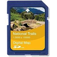 Satmap National Trail 1:25000/1:50000 West Highland Way