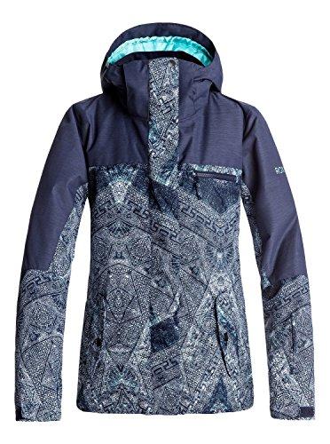 Roxy Jetty - Snow Jacket for Women - Snow Jacke - Frauen - XS - Blau