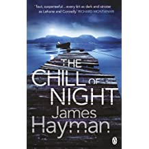 The Chill of Night (McCabe and Savage Thrillers Book 2)