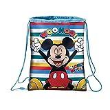 GUIZMAX Tasche flexibel Mickey Maus Fitness Schwimmbad Tuch Disney