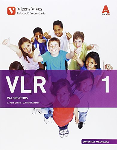 VLR 1 VALENCIA (VALORS) ESO AULA 3D: 000001 - 9788468230955