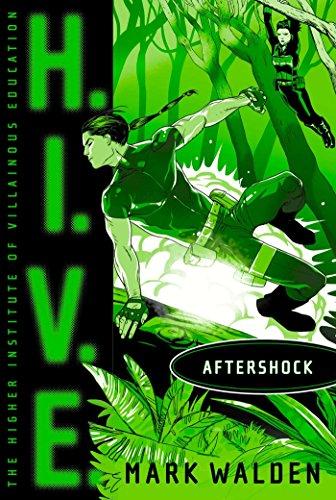 Aftershock (H.I.V.E. Book 7) (English Edition)