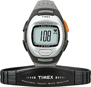 Timex T5G971 Heart Rate Monitor - Grey