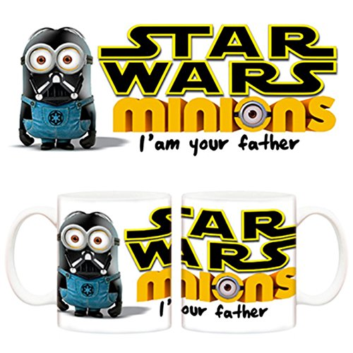 Taza Minions Star Wars Darth Vader