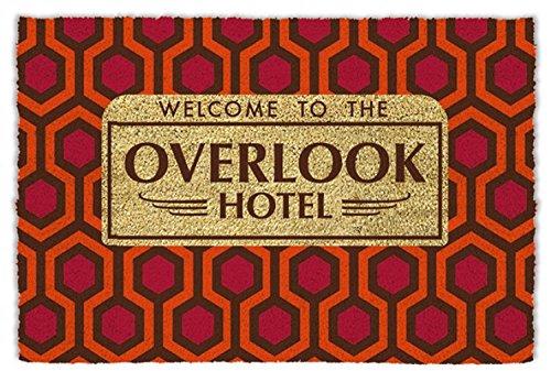 1art1® El Resplandor - Overlook Hotel Felpudo Alfombra