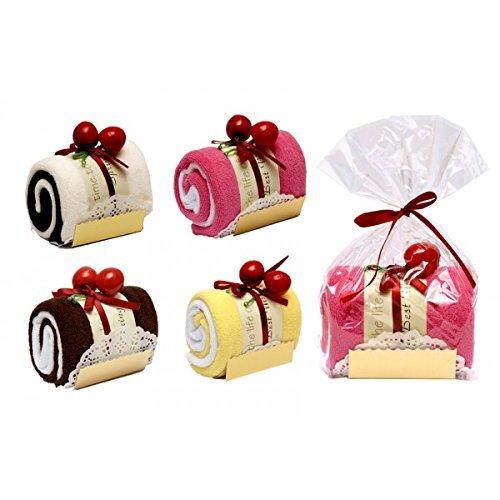 Lotto 20asciugamani dolce tronco pastello dettaglio di matrimonio in sacchetto regalo