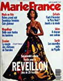 Telecharger Livres MARIE FRANCE No 430 du 01 12 1991 MODE EN FETE ROBES GRAND SOIR SMOKINGS FEMININS CUIR GLAMOUR MAQUILLAGE BELLE SOUS TOUTES LES LUMIERES EVASION LA MAGIE DES CHATEAUX DE TOURAINE ENFANTS FAUT IL LICENCIER LE PERE NOEL SORTIR LES NOUVELLES NUITS DE PIGALLE REVEILLON (PDF,EPUB,MOBI) gratuits en Francaise