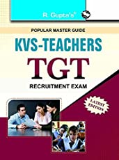 KVS: Teachers TGT Recruitment Exam Guide