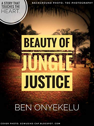 The Beauty Of Jungle Justice (Aheavypen series Book 1) (English Edition)