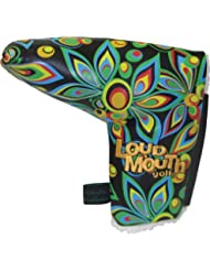WINNING EDGE LOUDMOUTH NOVELTY PUTTER COVER. SHAGADELIC