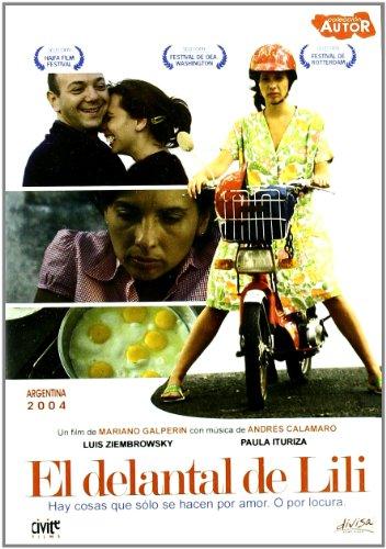 El delantal de Lili [DVD]