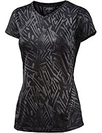 Asics Maillot Allover Graphic Top Lady - XS