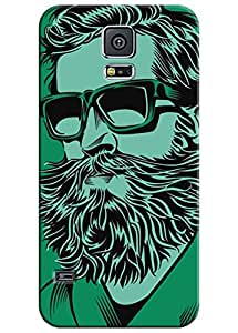 Samsung Galaxy S5 Case Back Cover Designer Series by Mangomask®