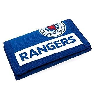 Rangers Glasgow FC Wallet Brieftasche Geldbeutel Portemonnaie Portmonee blau