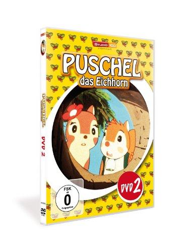 Puschel, das Eichhorn - DVD 2