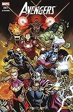 Avengers (fresh start) nº1 de Eduardo McGuinness