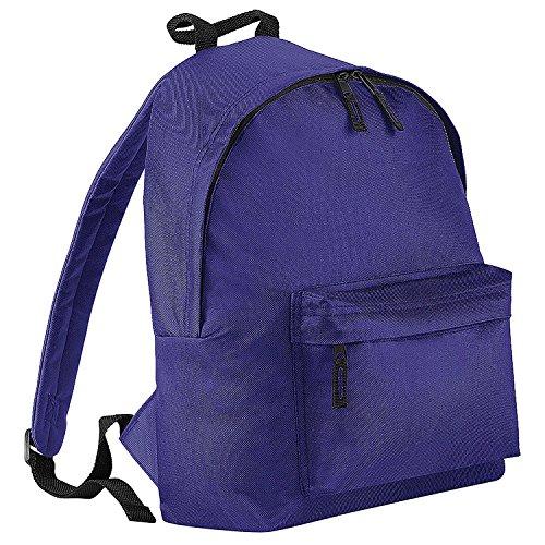 BagBase Fashion Sac à dos Violet Violet taille unique