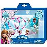 Kids Licensing wd16369–Best Friends–Set Bettwäsche Schmuck-/Zubehör Haar–Frozen