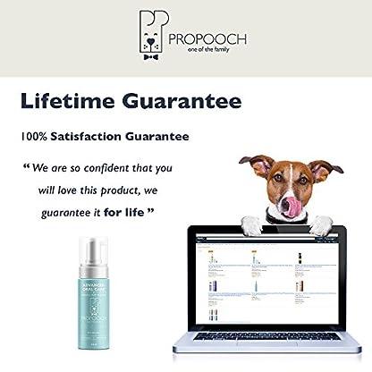 Pro Pooch Dog Breath Freshener - Combat Bad Breath, Tartar & Plaque Build Up w/Dog Mouthwash - Fresh Breath & Safe Oral… 8