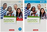 Pluspunkt Deutsch - Leben in Deutschland - Allgemeine Ausgabe: A1: Teilband 2 - Arbeitsbuch und Kursbuch: 120770-0 und 120567-6 im Paket