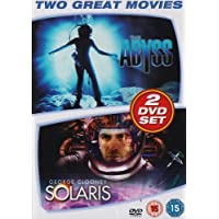 The Abyss/Solaris [DVD] by Ed Harris