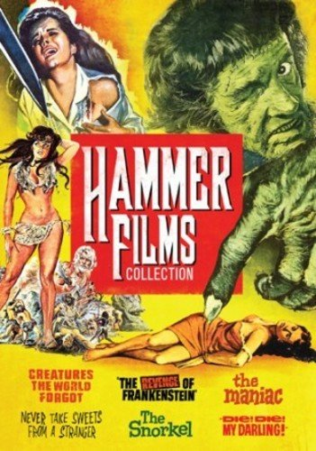 Hammer Film Collection - Volume Two - 6 Films