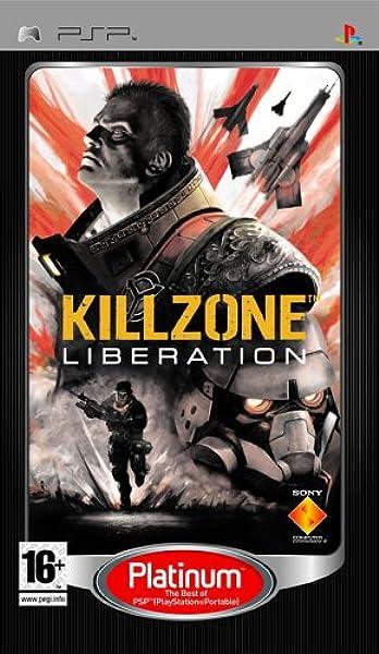 Killzone Liberation Platinum Edition Psp Killzone Liberation