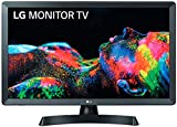 "TELEVISOR LG 28TL510S-PZ - 28""/71.12CM - 1366 * 768-200CD/M2-5M:1-8MS - DVB-T2/C/S2 - SMART TV - WIFI - LAN - 2 * 5W - 2*HDMI - 2*USB - VESA 100 * 100"