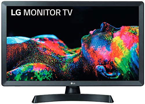 LG 24TL510S-PZ 24' (60 cm) | Moniteur SMART TV LED IPS 16/9ème | Résolution HD 1366 x 768 - WIFI