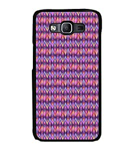 Fuson Premium 2D Back Case Cover Animated Pattern With Brown Background Degined For Samsung Galaxy On7::Samsung Galaxy On7 G6000FY