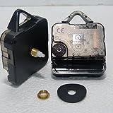 Clock Spare Parts Ersatz Ticking Quarz Young Town 12888 Uhrwerk Motor – DIY – Armaturen – (kurz – 14,5 mm Gesamtlänge der Spindel)