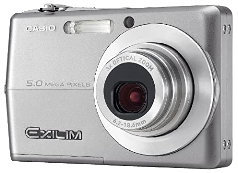 Casio EXILIM EX-Z500 Digitalkamera (5 Megapixel)