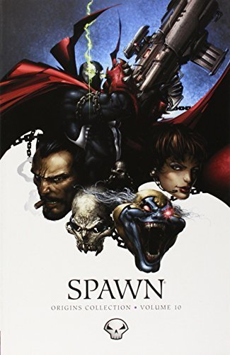 Spawn Origins Vol 10 TP (Spawn Origins Collection) by McFarlane, Todd (2011) Paperback