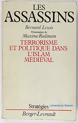 Les assassins par Bernard Lewis