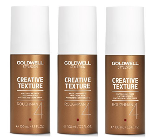 Goldwell Stylesign Creative Texture Roughman Set 3 x 100ml -