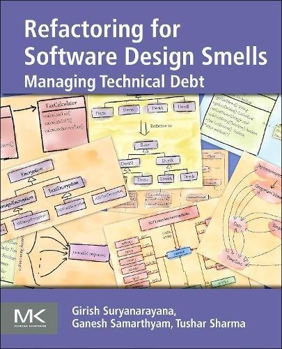 Refactoring for Software Design Smells: Managing Technical Debt
