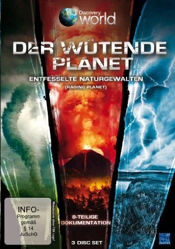 Bild von Der wütende Planet [3 Disc Set]