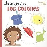 Libros que giran. Los colores