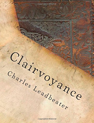 Clairvoyance (The Ecumenical Theological Seminary Library)