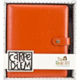 Simple Stories carpe Diem Persimmon reset ragazza planner cofanetto, arancione, A5