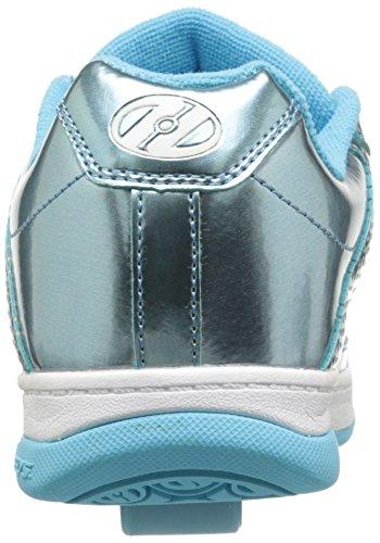 Heelys split 770450 blue chrome Blue chrome