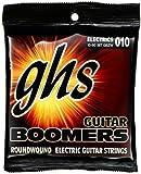 GHS GBZW Jeu de Cordes pour Guitare électrique Rouge