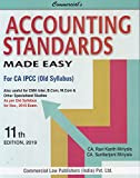 Accounting Standards Made easy CA IPCC (OLD Syllabus) 11th edition