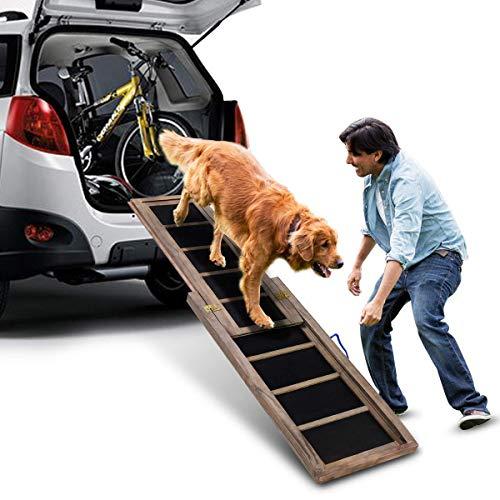 COSTWAY-Cane-Rampe-Scale-per-Cani-per-Auto-in-Legno-Estensibile-e-Antiscivolo-capacit-di-Carico-Fino-a-100-kg-166-x-43-cm