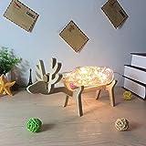 WOQU® Elk lampada da tavolo camera da letto - Best Reviews Guide